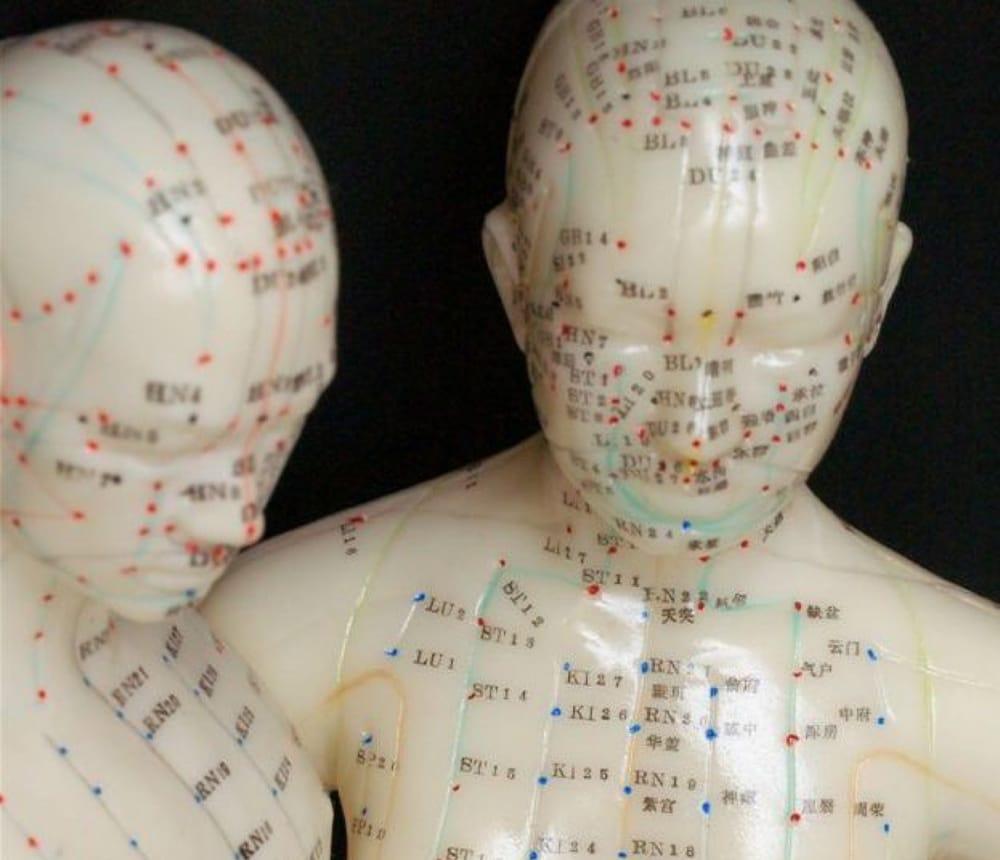 Diferenciação das síndromes de acordo com a teoria dosmeridianos