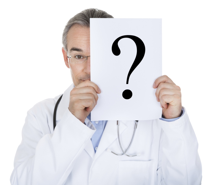 doctor-question-mark