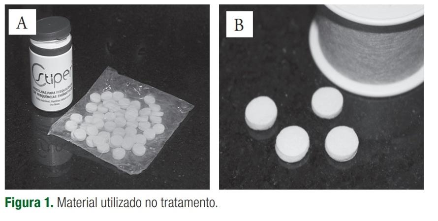 Figura 1 - Material