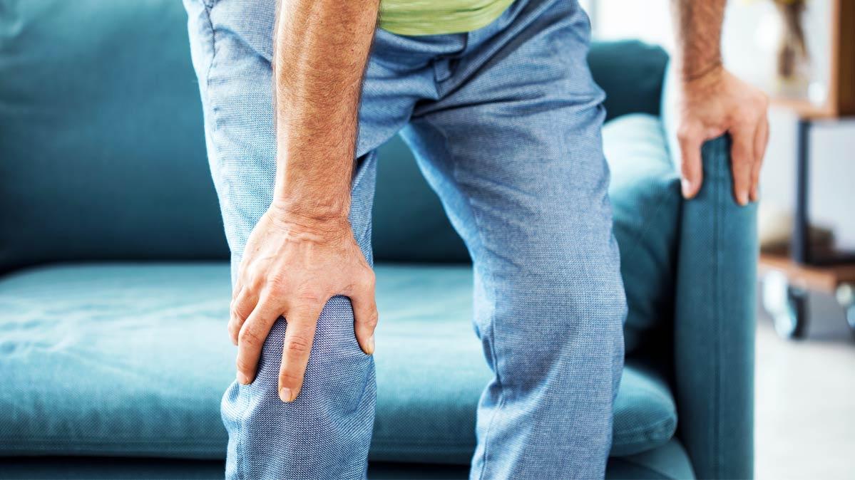 Osteoartrite no Joelho resultados comAcupuntura